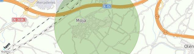 Mapa Moja