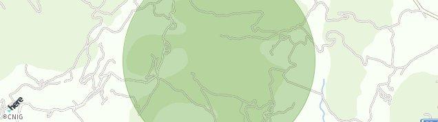Mapa Pontons