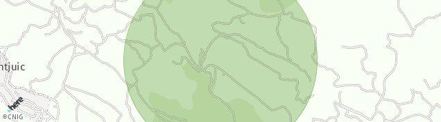 Mapa Sant Quintí de Mediona