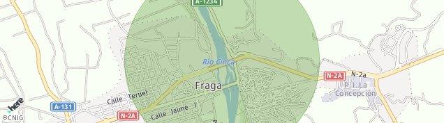 Mapa Fraga