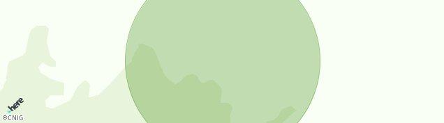 Mapa Torrecilla de Valmadrid