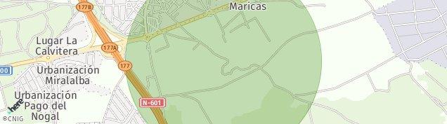 Mapa Boecillo