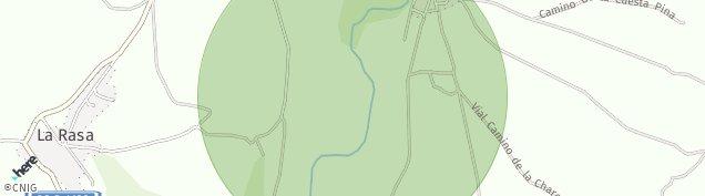 Mapa La Olmeda