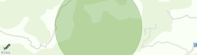 Mapa Santa Margarida de Montbui A-Antiguo