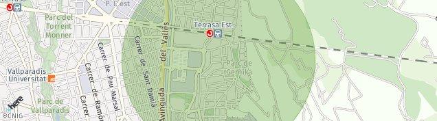 Mapa Torrebonica