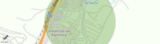 Mapa Santa Fe