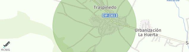Mapa Traspinedo
