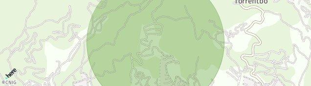 Mapa Sant Andreu de Llavaneres