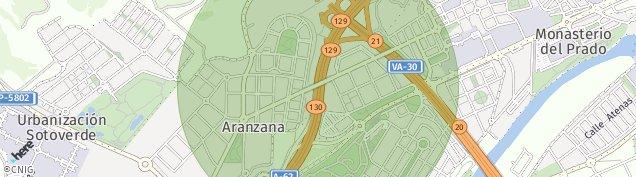 Mapa La Flecha