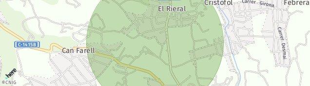 Mapa El Rieral