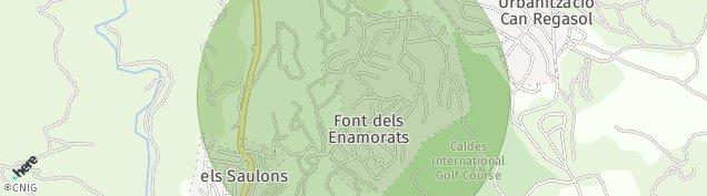 Mapa Urbanitzacio Can Valls-To