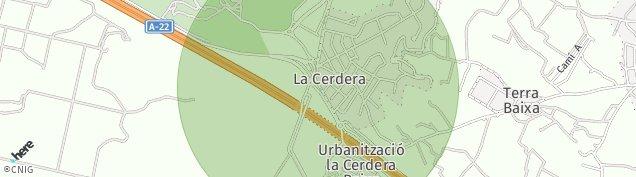 Mapa Alpicat