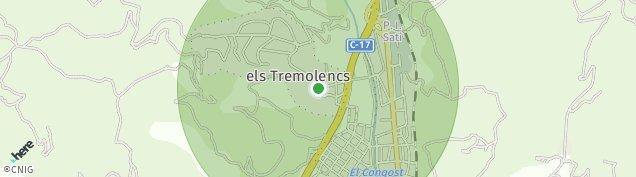 Mapa La Garriga