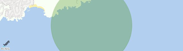Mapa Canyelles de Girona