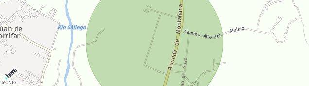 Mapa Barrio Montañana