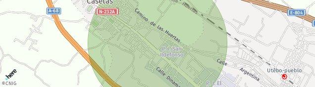 Mapa Casetas