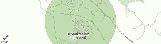 Mapa Pinseque