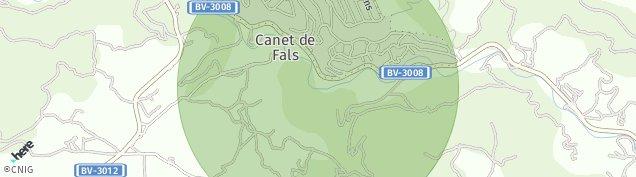 Mapa Fals