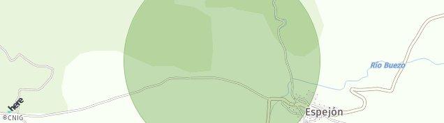 Mapa Espejón