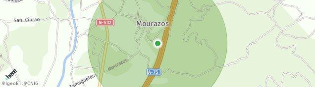 Mapa Mourazos