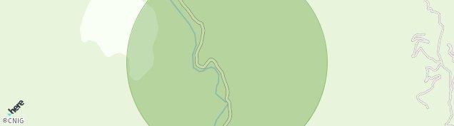 Mapa Sant Hilari Sacalm
