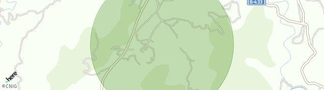 Mapa Sant Feliu Sasserra