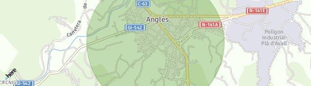 Mapa Anglès