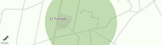 Mapa El Temple