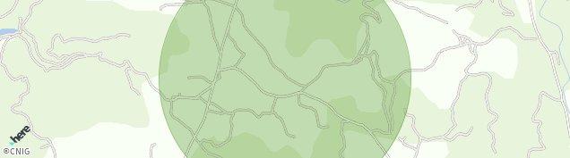 Mapa Linya