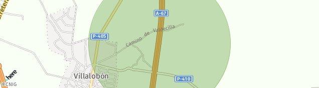Mapa Villalobón