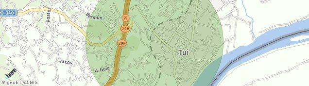 Mapa Tui