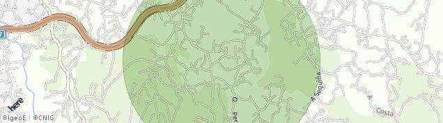 Mapa Borreiros