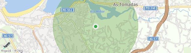 Mapa Sabaris