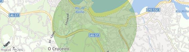 Mapa O Xuncal