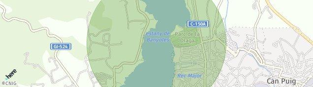 Mapa Porqueres