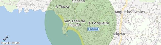 Mapa Panxon
