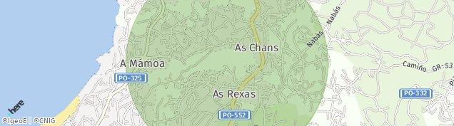 Mapa As Tomadas