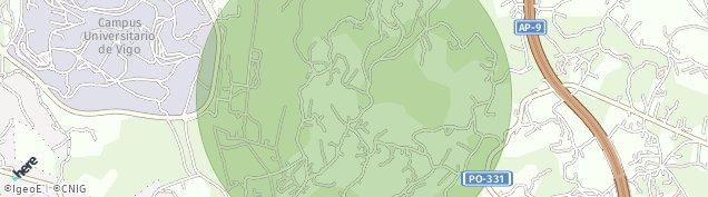 Mapa Campo de Eiro