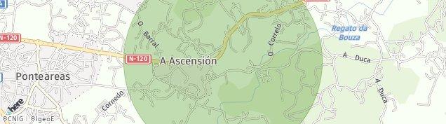 Mapa Ponteareas