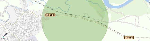 Mapa Alfaro