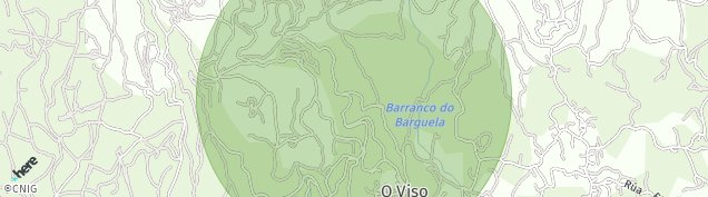 Mapa Xinzo