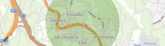 Mapa A Portela