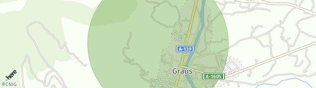 Mapa Graus