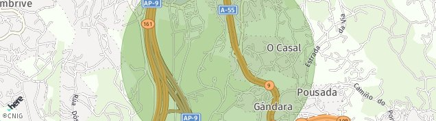 Mapa Bembrive