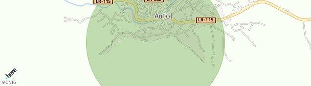 Mapa Autol