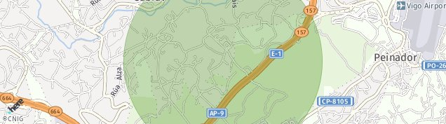 Mapa Cabral