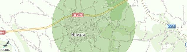 Mapa Navata