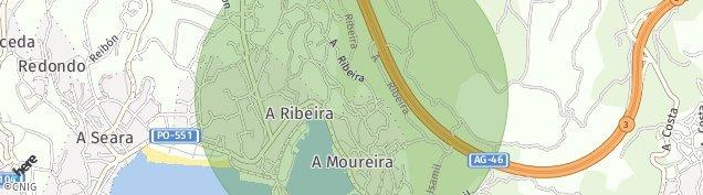 Mapa Meira