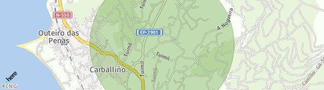 Mapa Cesantes