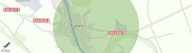 Mapa Funes